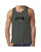 Men's Tank Bula On The Beach